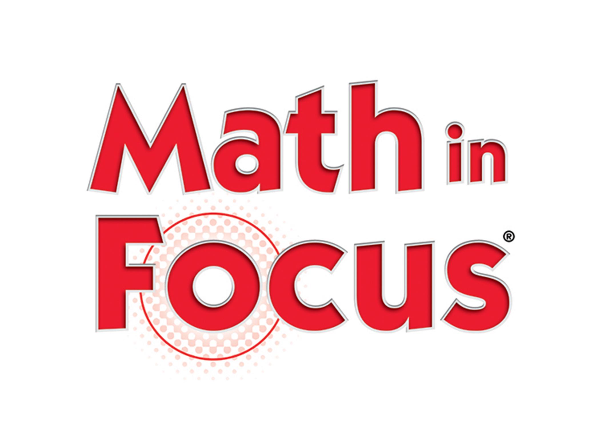 Math in Focus login