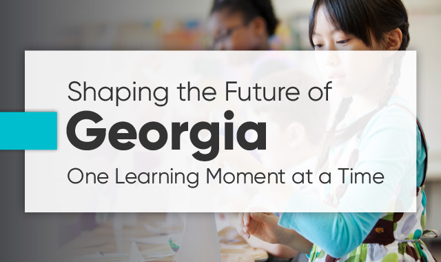 Exceed Georgia Academic Standards with K-12 Programs from HMH