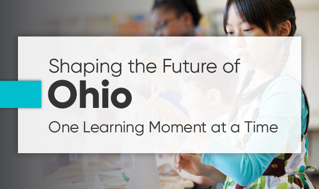 Exceed Ohio Academic Standards with K-12 Programs from HMH